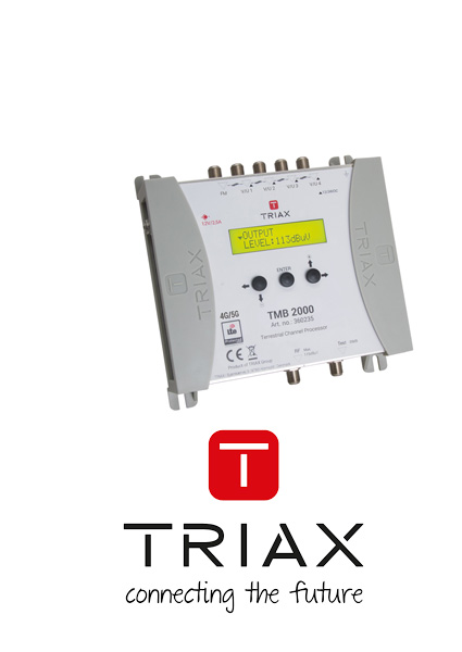 triaxamplifier